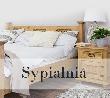 meble z drewna do sypialni